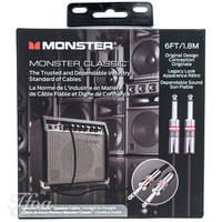 Monster Cable Classic 6 Speaker Cable 1.8m