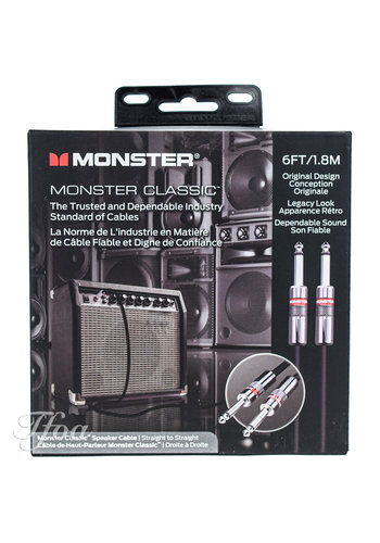 Monster Cable Monster Cable Classic 6 Speaker Cable 1.8m