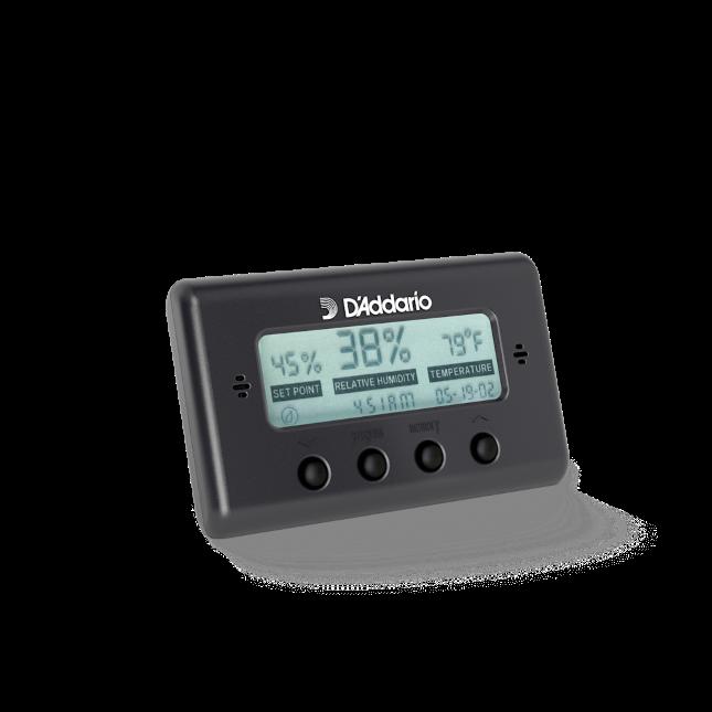 D'Addario Temperature and Hygrometer