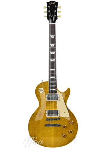 Gibson Gibson 1958 Les Paul Standard Reissue VOS Lemon Burst
