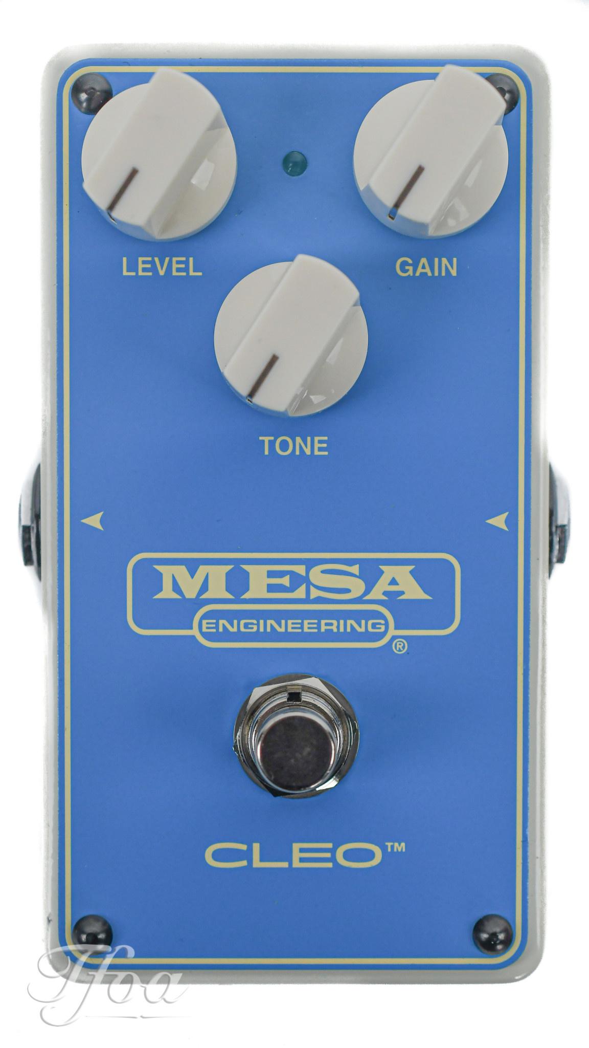 Mesa Boogie Cleo Boost Overdrive