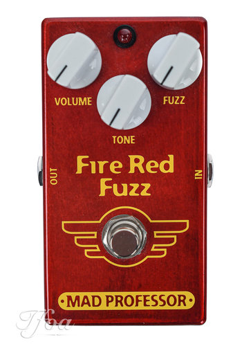 Mad Professor Mad Professor Fire Red Fuzz