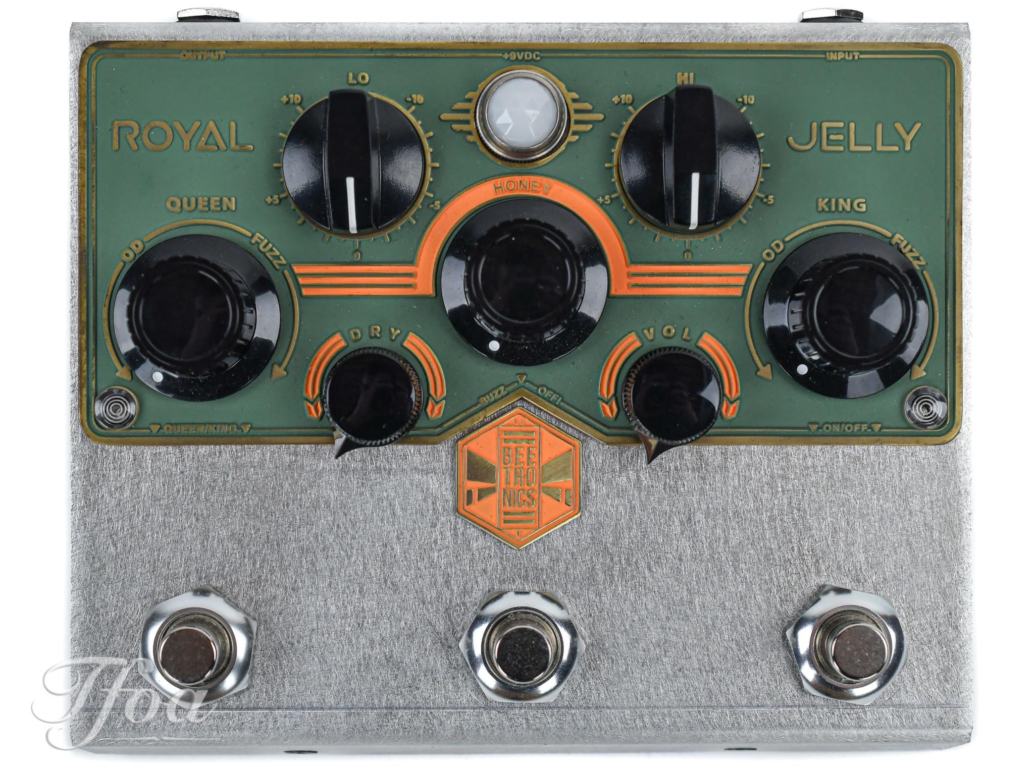 Beetronics Royal Jelly Custom Overdrive