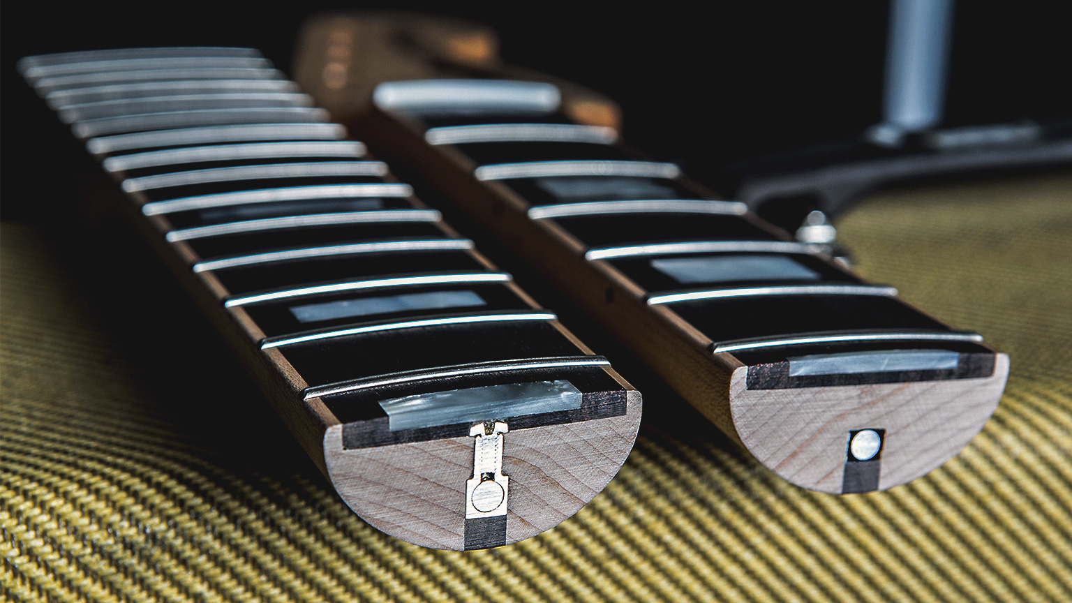 Everything you need to know about fretboard radius!