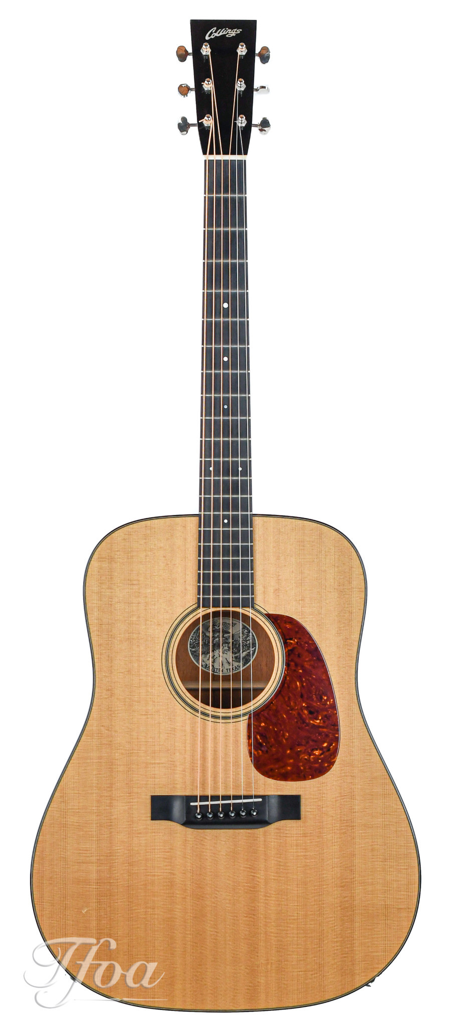 Collings D1 Mahogany Spruce 2015