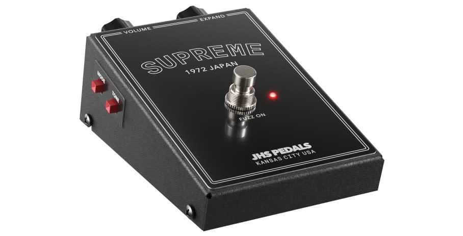 JHS Supreme Fuzz