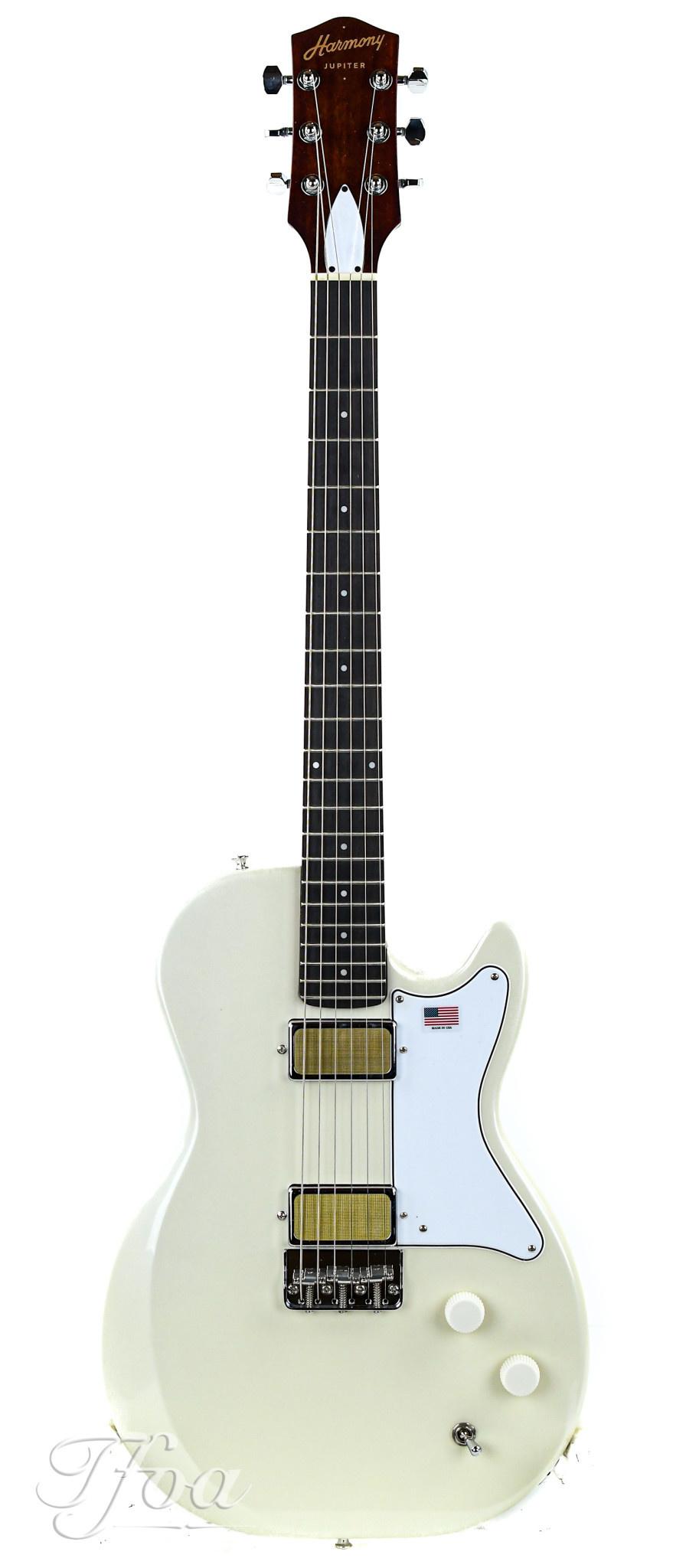 harmony jupiter gitaar