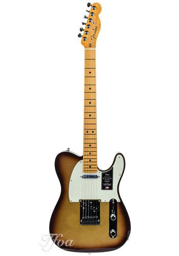 Fender Fender American Ultra Telecaster Mocha Burst Maple