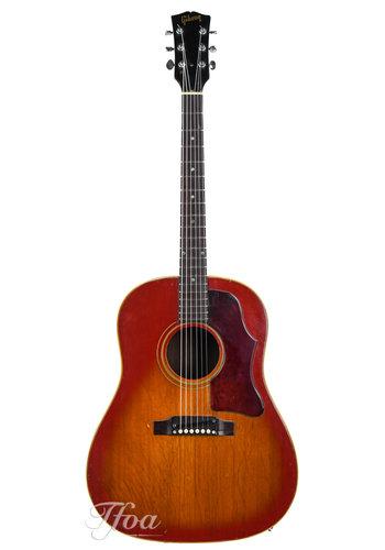 Gibson Gibson J45 Cherry Sunburst 1967