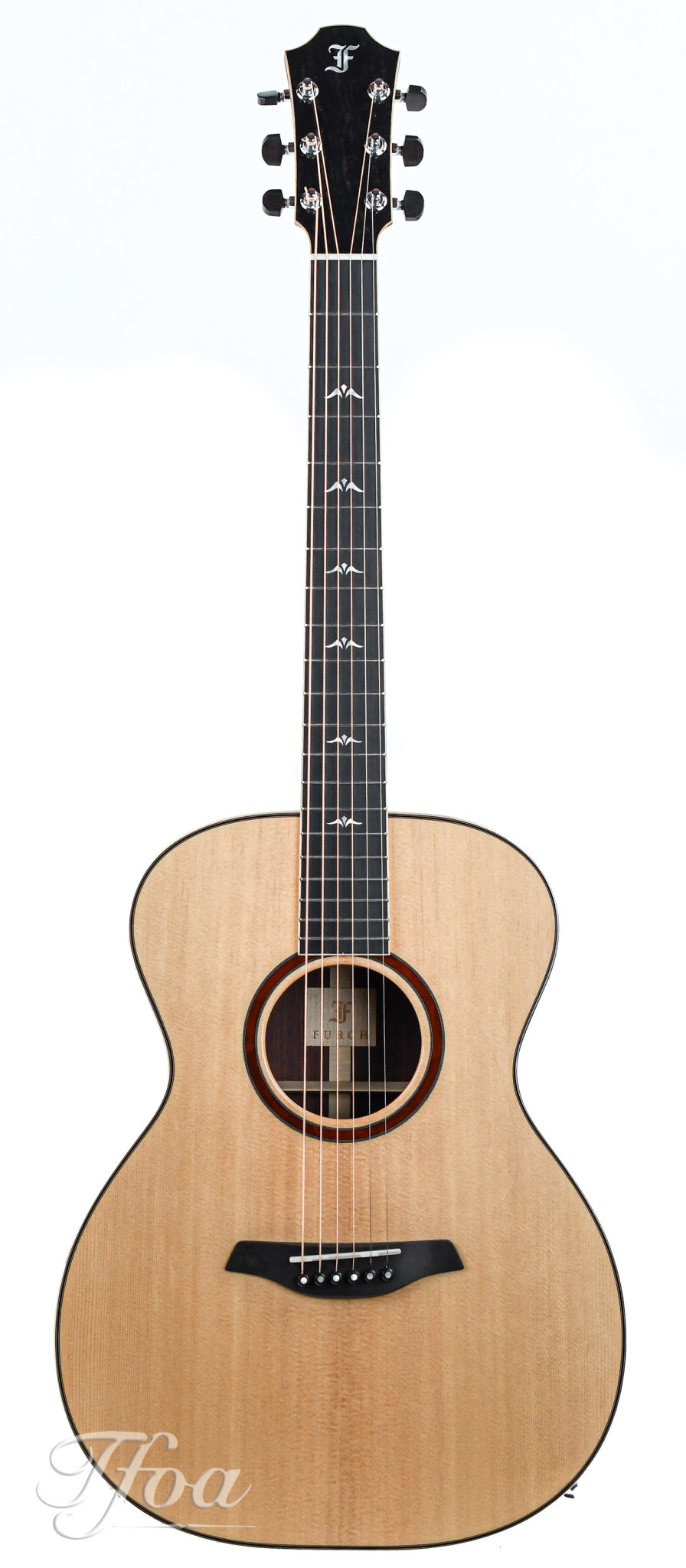 Furch Orange OM SR Spruce Rosewood