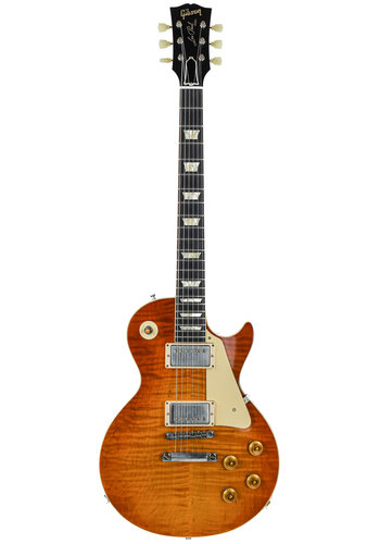 Gibson Gibson Les Paul 60th Anniversary 1959 Orange Sunset Fade 2019