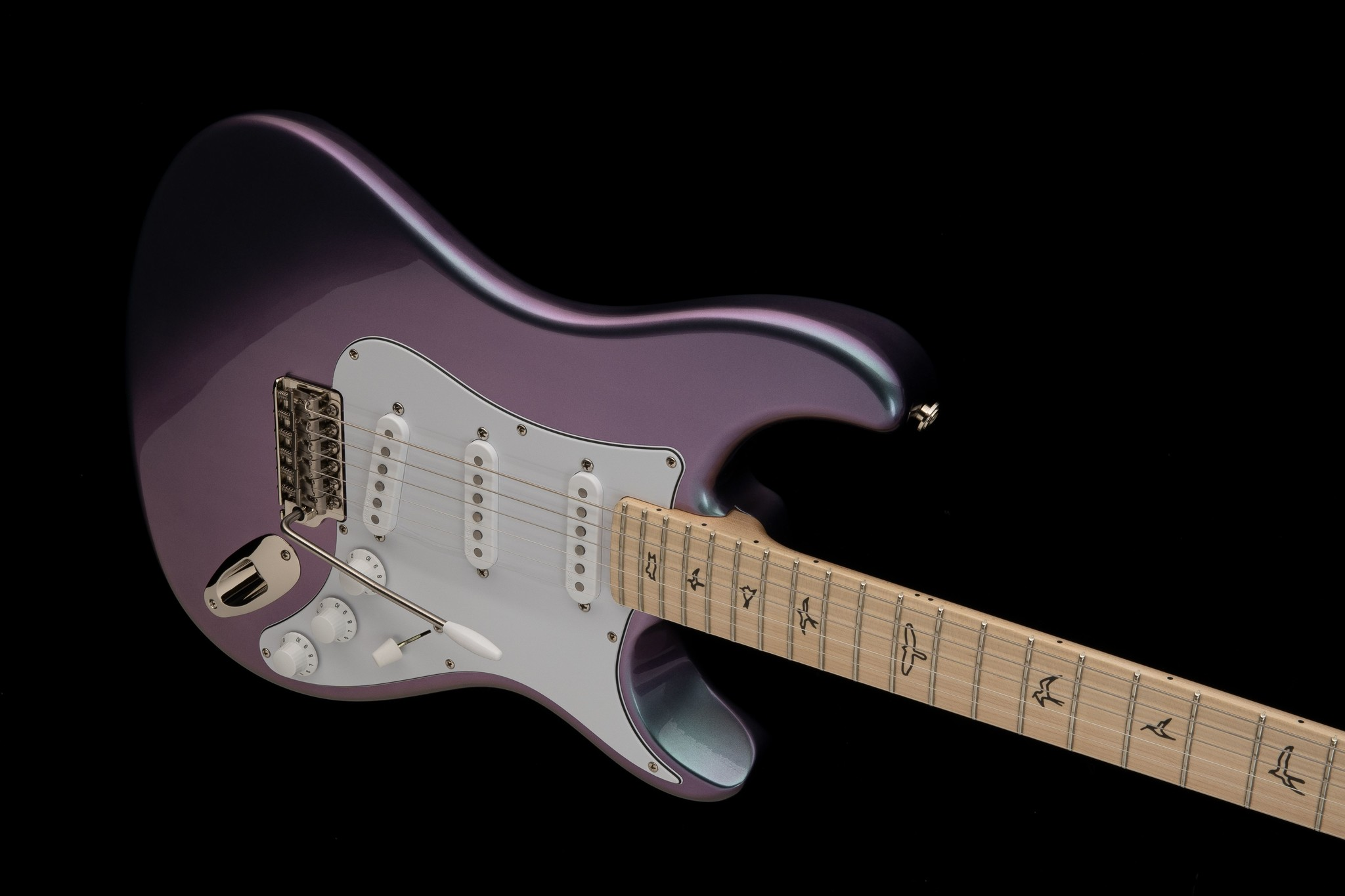 The New PRS Silver Sky Lunar Ice, John Mayer Limited Edition