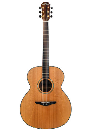 Avalon Avalon L320 Jumbo Bearclaw Spruce Indian Rosewood K&K 2015