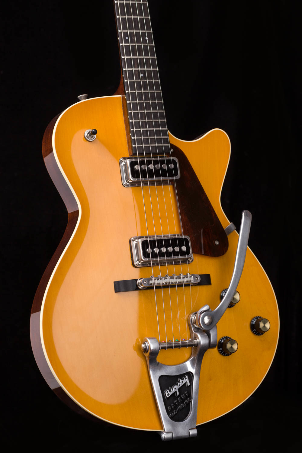 The new Collings Julian Lage ELECTRIC!