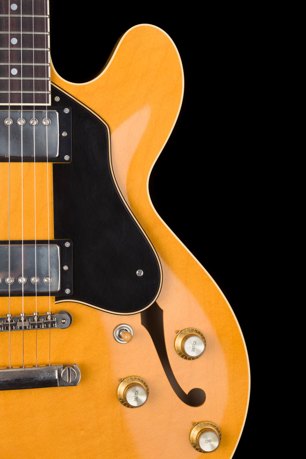 The brand new Collings I-35 LC Vintage!