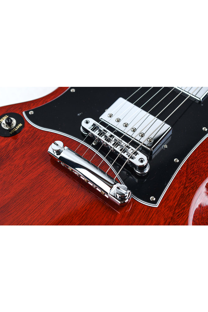 Gibson SG Standard Heritage Cherry Lefty
