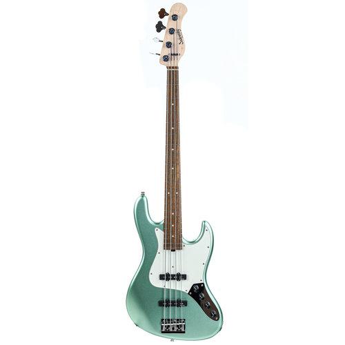 Sadowsky Sadowsky MetroLine Vintage J/J Bass Solid Sage Green Metallic Satin