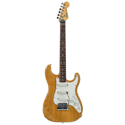 Fender Fender Elite Stratocaster Natural 1983