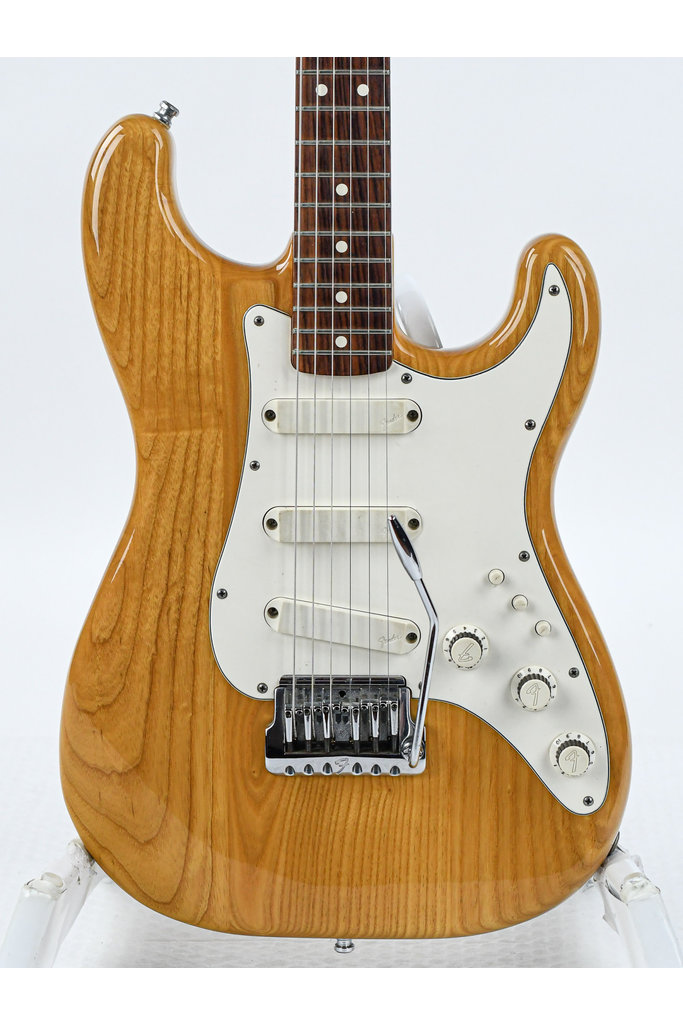 Fender Elite Stratocaster Natural 1983