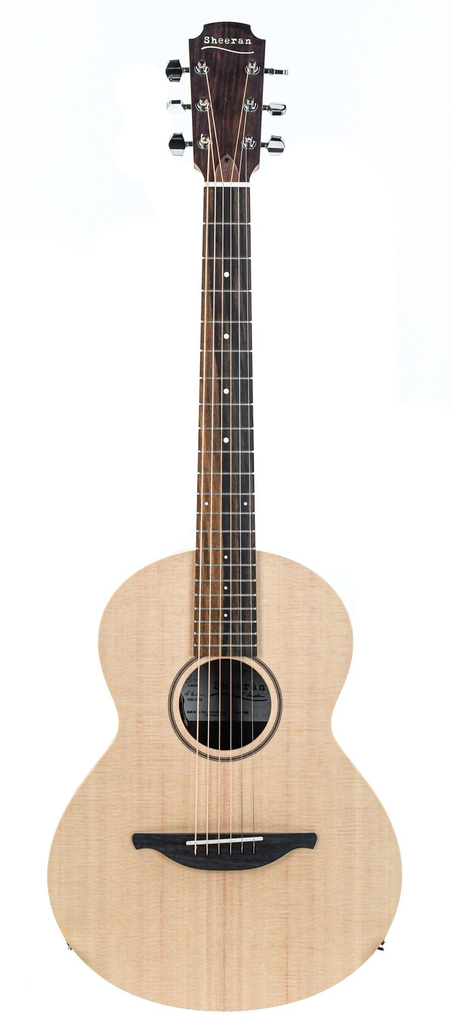Sheeran W02 Rosewood Sitka Spruce