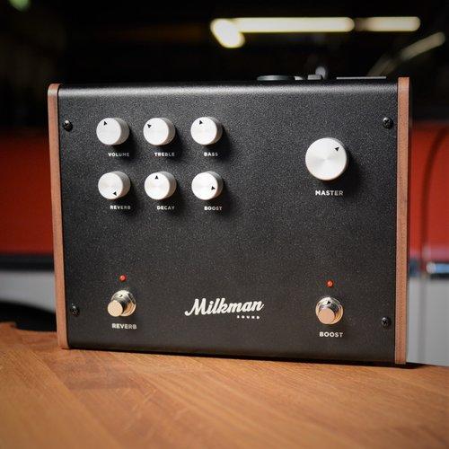 Pre-Amp / D.I. / Cabinet Emulator