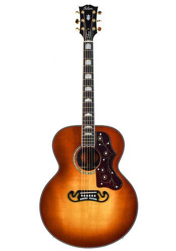Gibson Gibson SJ200 Deluxe Rosewood Burst