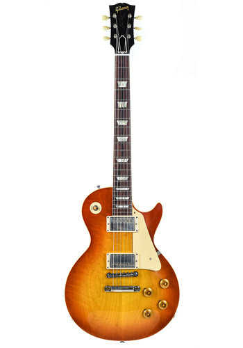 Gibson Gibson 1958 Les Paul Standard Reissue VOS Washed Cherry Sunburst