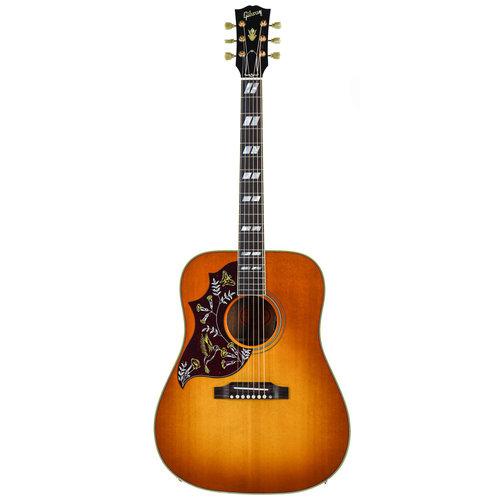 Gibson Gibson Hummingbird Original Heritage Cherry Sunburst Lefty