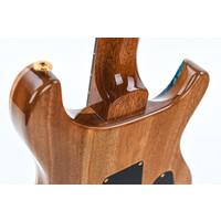 PRS Wood Library Custom 24 Lefty Aquamarine