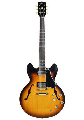 Gibson Gibson Custom '64 ES335 Reissue '59 Dot Neck VOS Vintage Burst