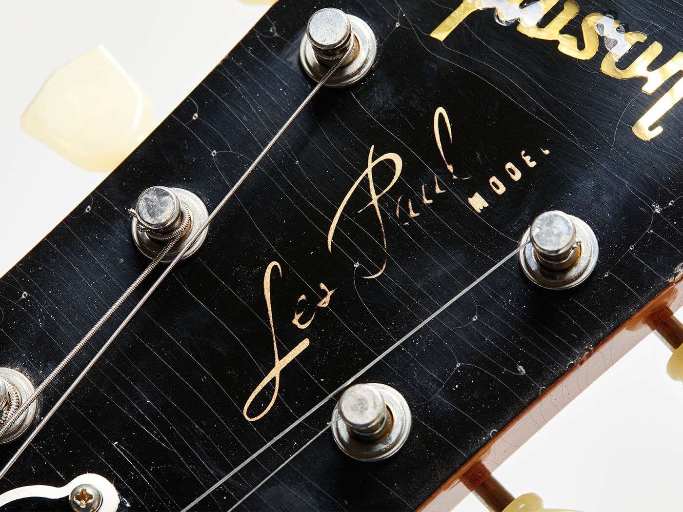 Gibson presents: Murphy Lab, a division of the Custom Shop!