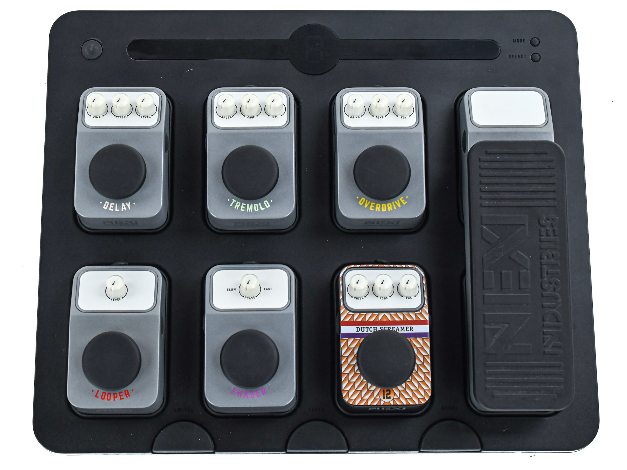 Nexi The Solution Loaded Pedalboard 2019