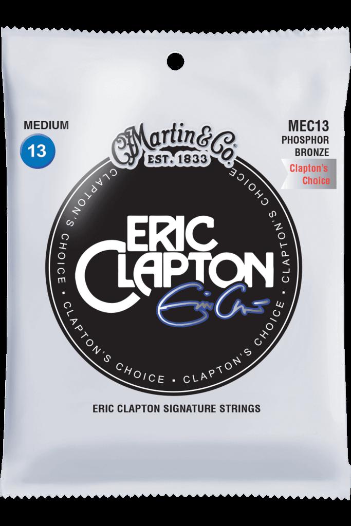 Martin MEC13 Eric Clapton Signature Phosphor Bronze 13-56