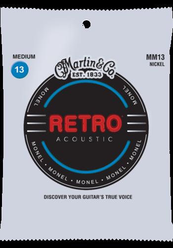 Martin Strings Martin Retro MM13 Monel 13-56