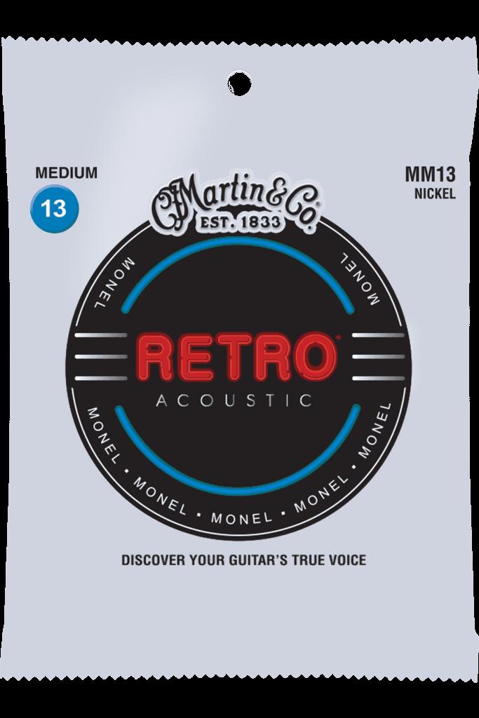 Martin Retro MM13 Monel 13-56