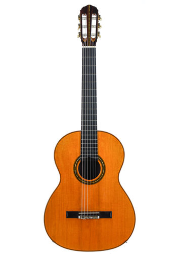 Herman H. Herb Hans Hermann Herb 1A Classical Guitar 1989