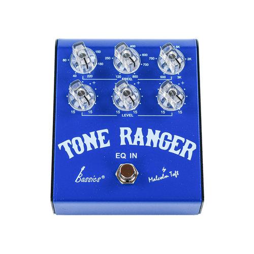 Bassics Bassics Tone Ranger EQ Pedal