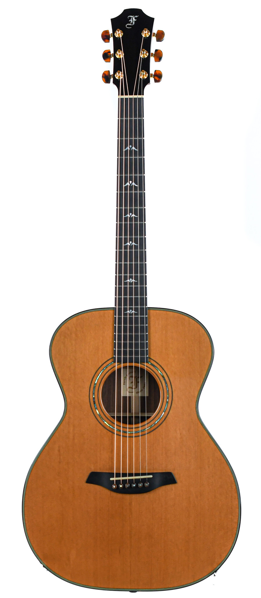 Furch OM23CR Indian Rosewood Cedar 2016