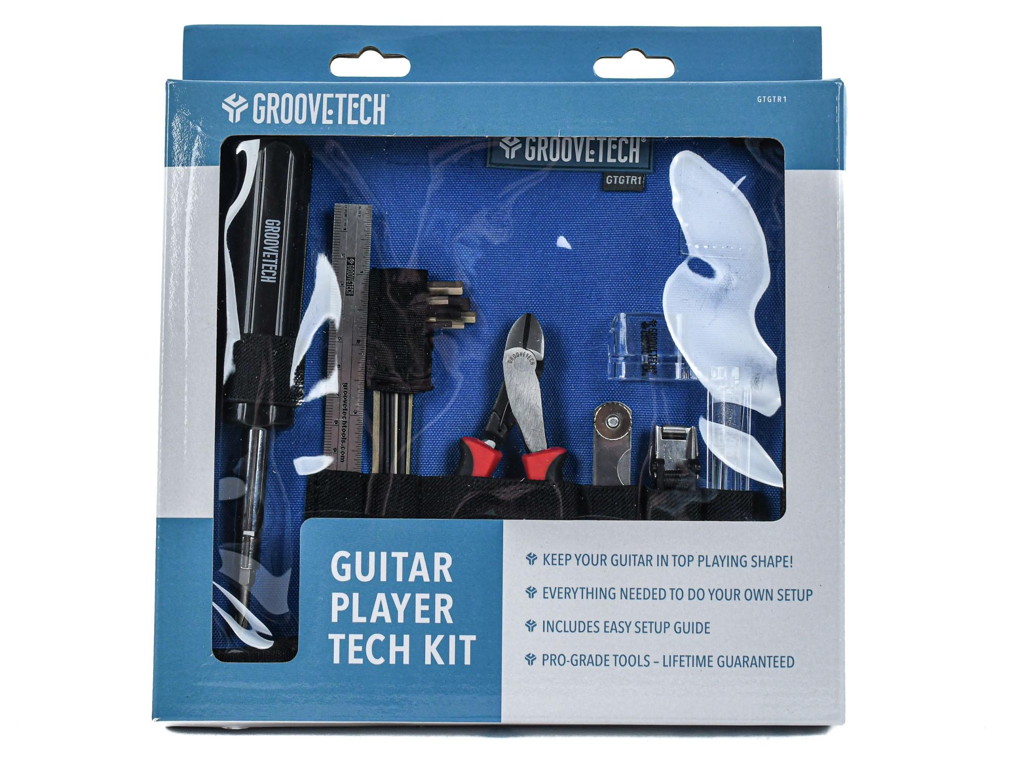 GrooveTech Guitar Player Tech Kit