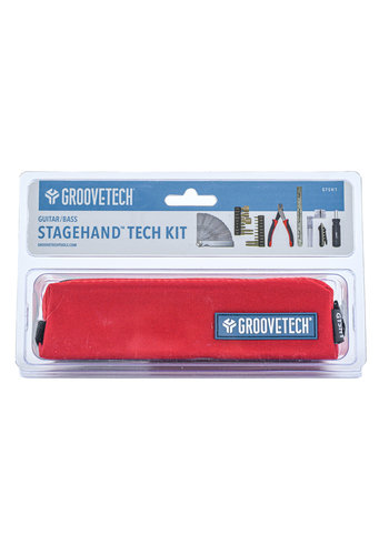 GrooveTech GrooveTech Stagehand Compact Tech Kit