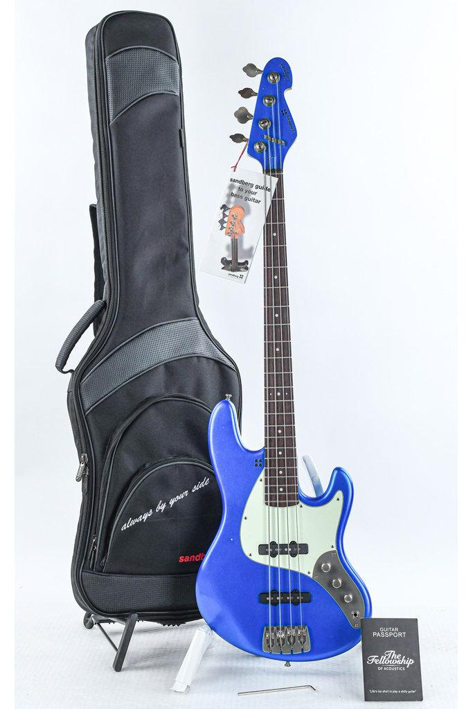 Sandberg California II TT  Passive Soft Aged Lake Placid Blue