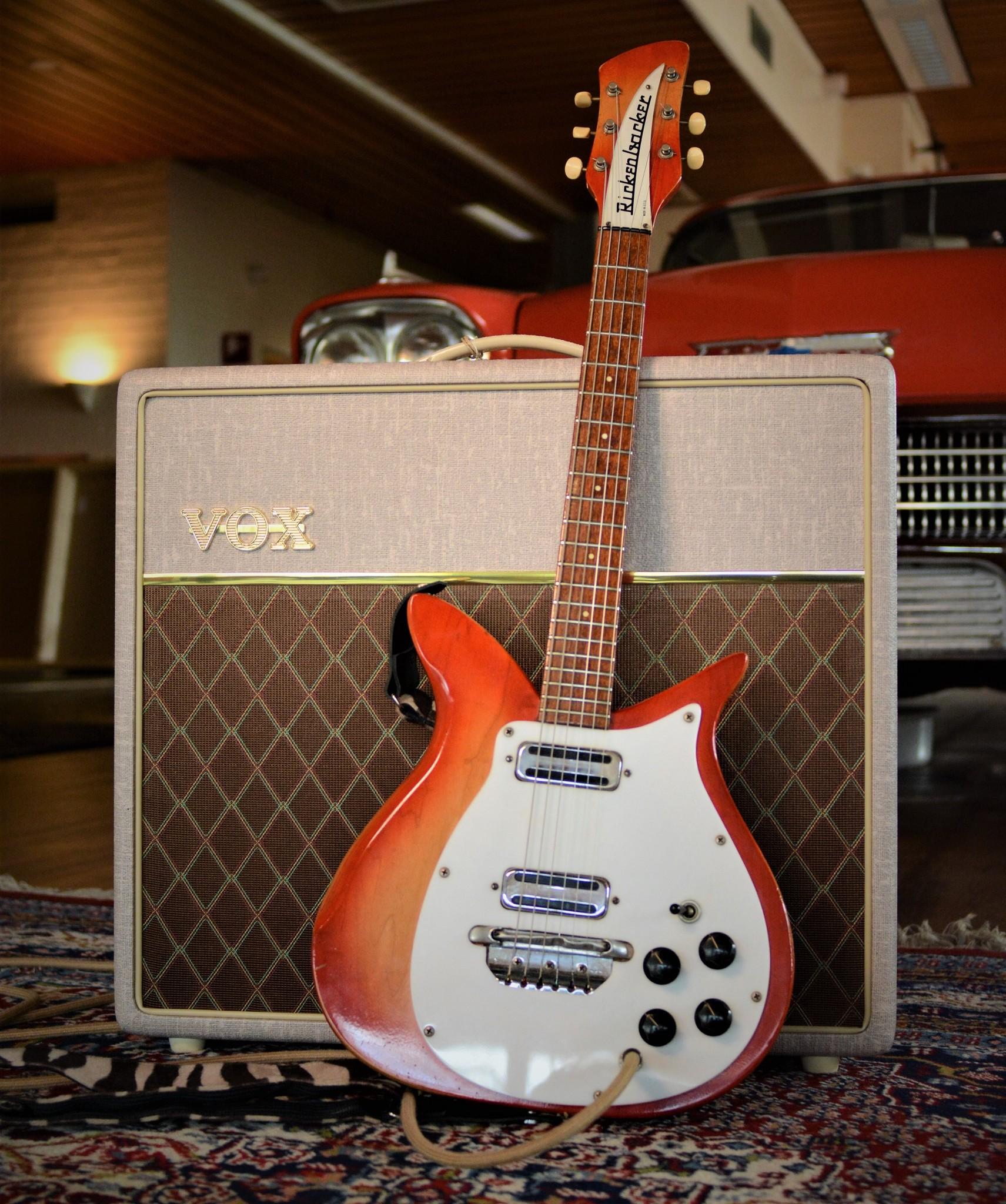 Most versatile electric guitar under €2000,-!