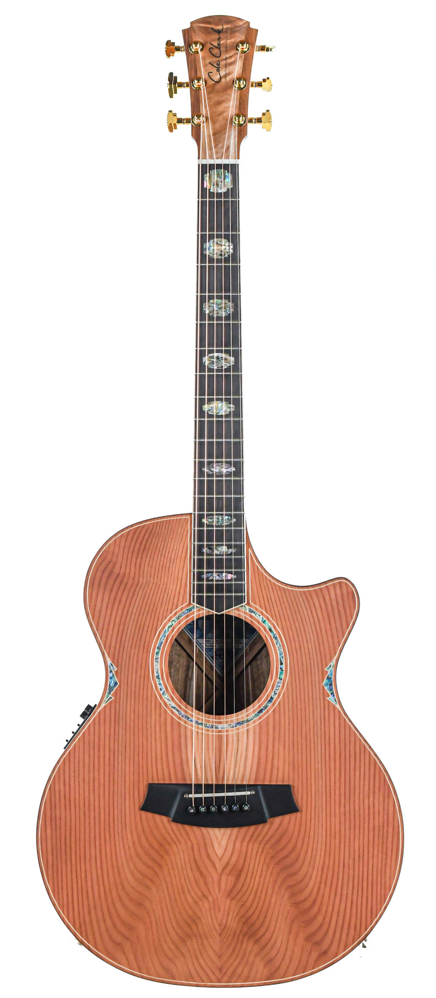 Cole Clark AN3EC RDBL Redwood Blackwood