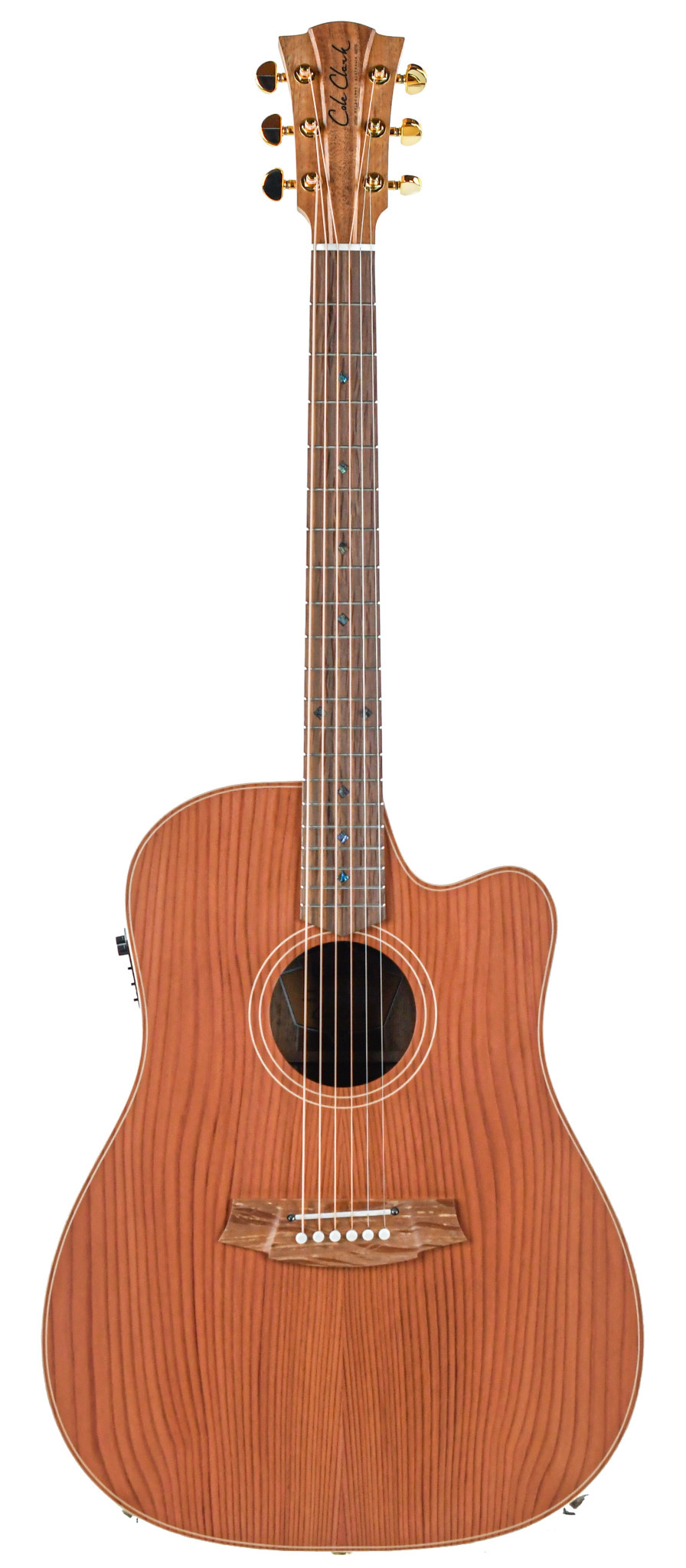 Cole Clark FL2EC RDBL Redwood Blackwood