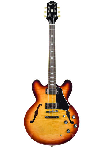 Epiphone Epiphone ES335 Figured Raspberry Tea Burst