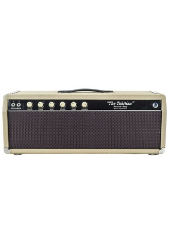 Gomez Gomez The Tahitian Head And Cab Blonde Tolex Used