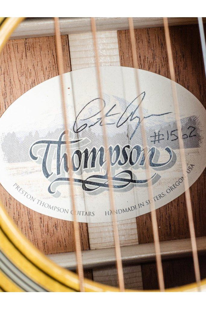 Deposit: Preston Thompson Custom Order