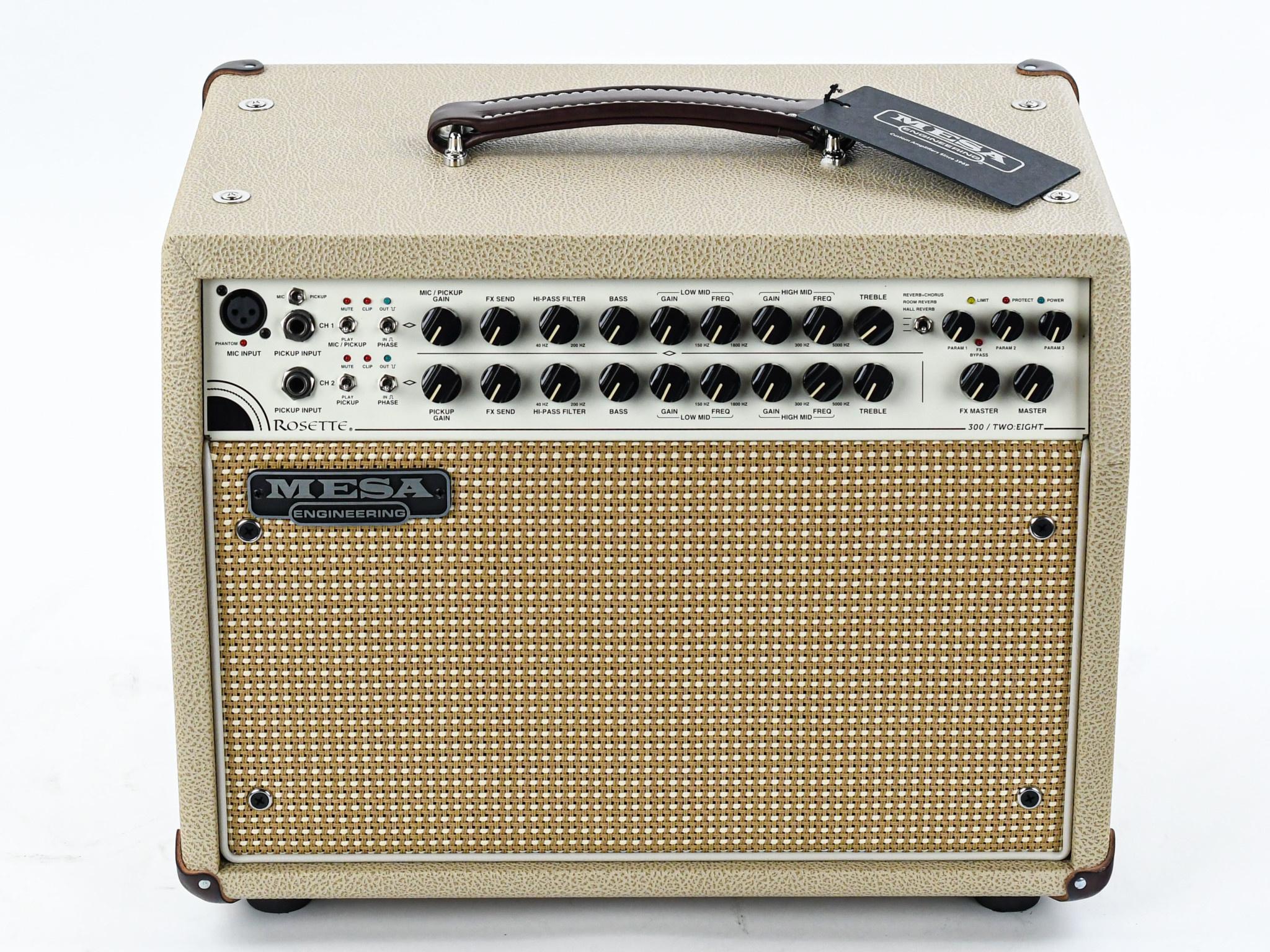 Mesa Boogie Rosette 300 Acoustic Combo 2x8
