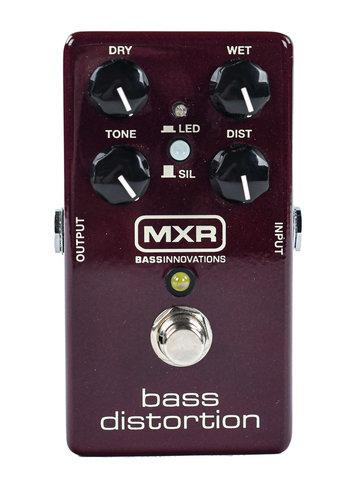 MXR MXR M85 Bass Distortion