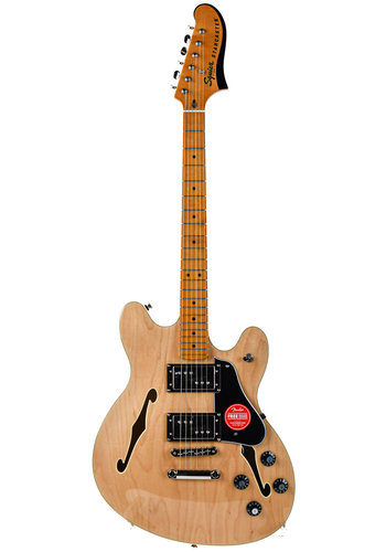 Squier Squier Classic Vibe Starcaster Natural